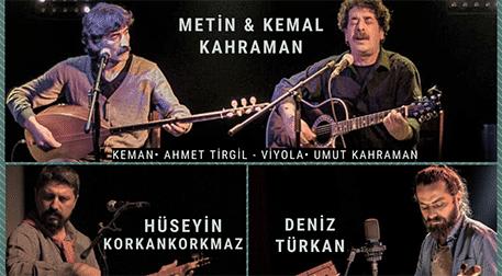 Metin Kemal Kahraman, Deniz Türka