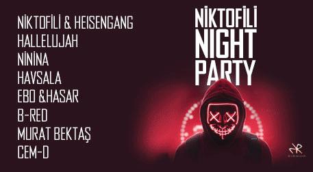 Niktofili Night Party
