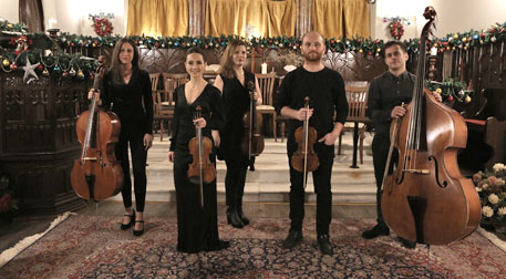 Otto Barok Bach Konseri