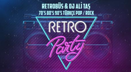 Retro Party - 70'ler 80'ler 90'lar
