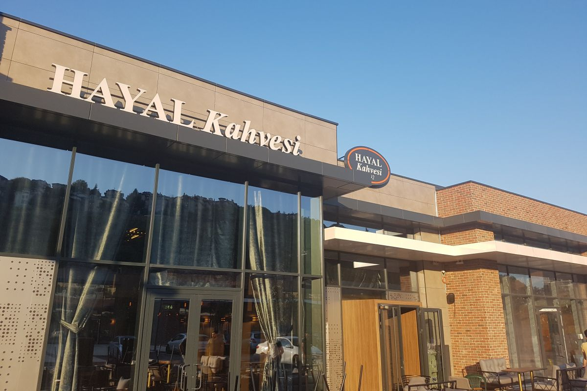Hayal Kahvesi Bahçeşehir