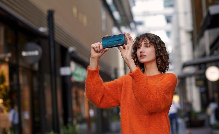 Hareket Halinde Bile Sarsıntısız Ve Net Video Çekimi Keyfi