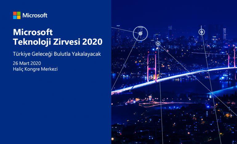 7. Microsoft Teknoloji Zirvesi'ne Geri Sayım Başladı