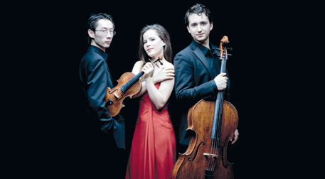 Amatis Piyano Trio Dahilerin Şatosu