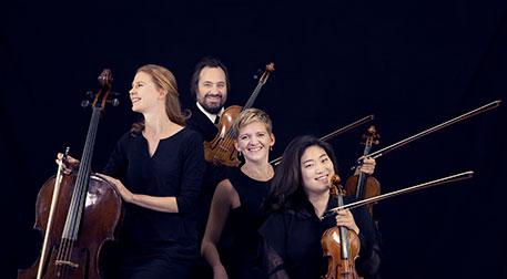Artemis Quartet Bir Prömiyer: Vasks