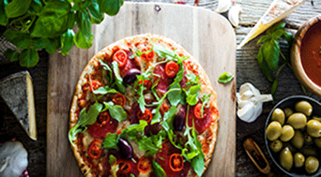 Artizan Pizza