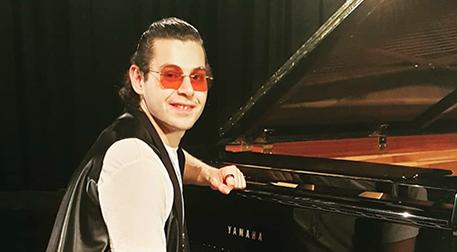 Berk Can Arslan Piyano Konseri