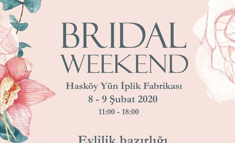 Bridal Weekend İstanbul Başlıyor