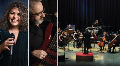 CRR Caz Orkestrası - Cansu Nihal Ak