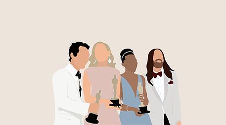 FilmLoverss Sunar: Erken Oscar Gece