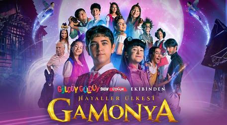 Gamonya Hayaller Ülkesi