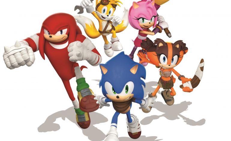 Hızlı Kirpi Sonic Özel Şovuyla Hafta Sonu Trump Avm'de!