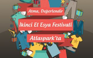 İkinci El Festivali İlk Defa Anadolu Yakasında