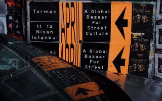 İstanbul'un Sokak Kültürü Festivali TARMAC