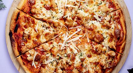 İtalya'da Bile Böyle Pizza Yok!: Ta