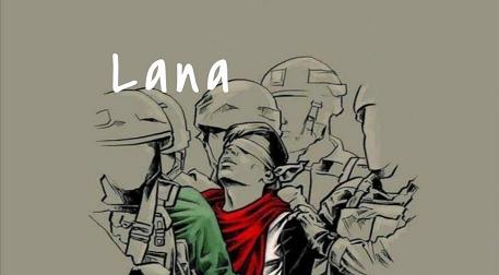 Lana (Bizim) Kudüs konçertosu!