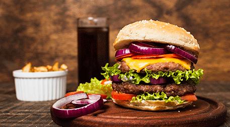 Lezzet Bombası Gurme Burger