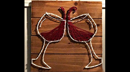 Masterpiece Galata String Art - Şar