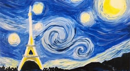 Masterpiece Göztepe Resim - Eiffel