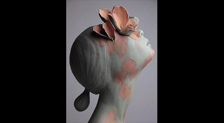 Masterpiece Maslak Heykel - Kadınla
