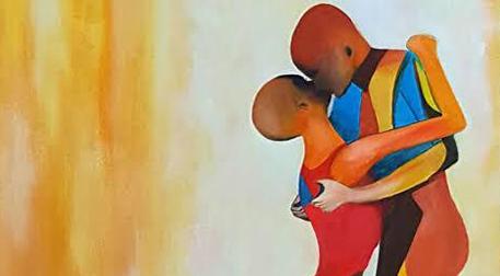Masterpiece Maslak Resim -Ateşli Da