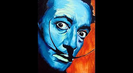 Masterpiece Maslak Resim -Dali
