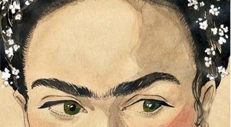 Masterpiece Maslak Resim -Frida