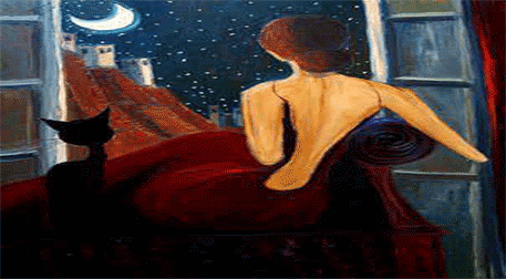 Masterpiece Maslak Resim -Geceyi İz