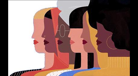 Masterpiece Maslak Resim -Kadınlar