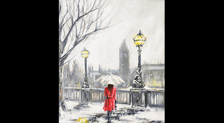 Masterpiece Maslak Resim -Londra