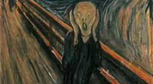 Masterpiece Maslak Resim -Munch