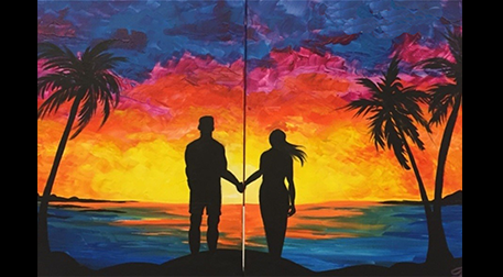 Masterpiece Maslak Resim -Sahilde A