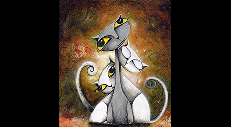 Masterpiece Maslak Resim -Sarmaşık