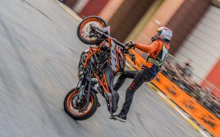 Motobike Istanbul 2020