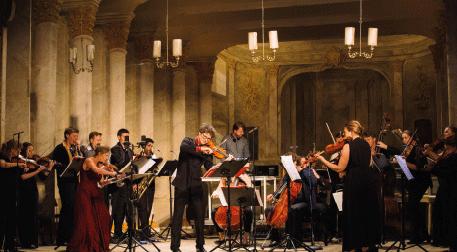 O/Modernt Chamber Orchestra