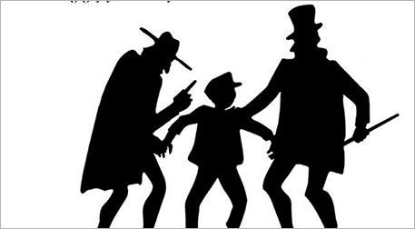 Oliver Twist Müzikli Çocuk Tiyatro