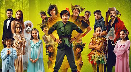 Peter Pan Çocuk Müzikali