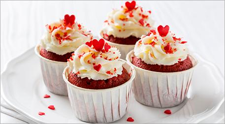 Sevgiliye En Tatlı Cupcake