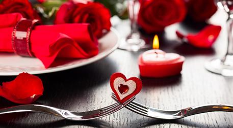 Usla'da Sevgililer Günü Yemeği