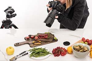 Yemek Fotoğrafçılığı
