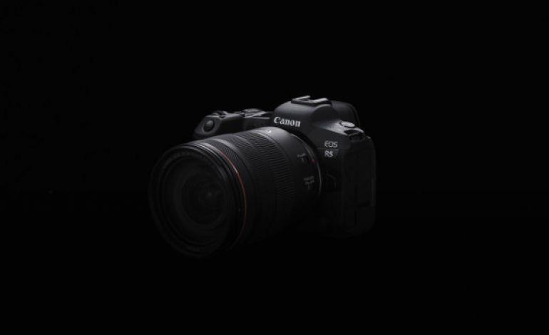 8K Video Çözünürlüğüne Sahip EOS R5