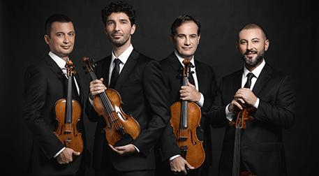 Borusan Quartet Bağış Konseri