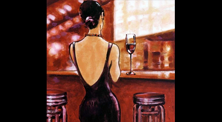 Masterpiece Maslak Resim -Bir Bar T