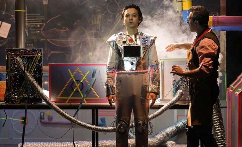 Robot Pinokyo