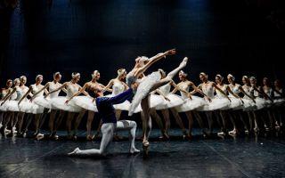 Saint-Petersburg Klasik Bale Tiyatrosu - Kuğu Gölü