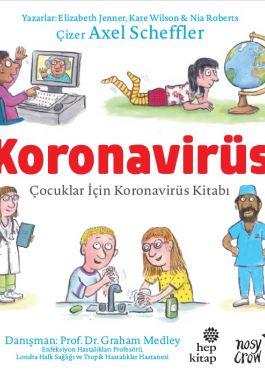 Çocuklar İçin Koronavirüs Kitabı