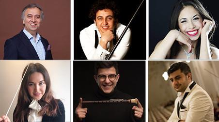 Azerbaycan'dan Müzik Rüzgarı