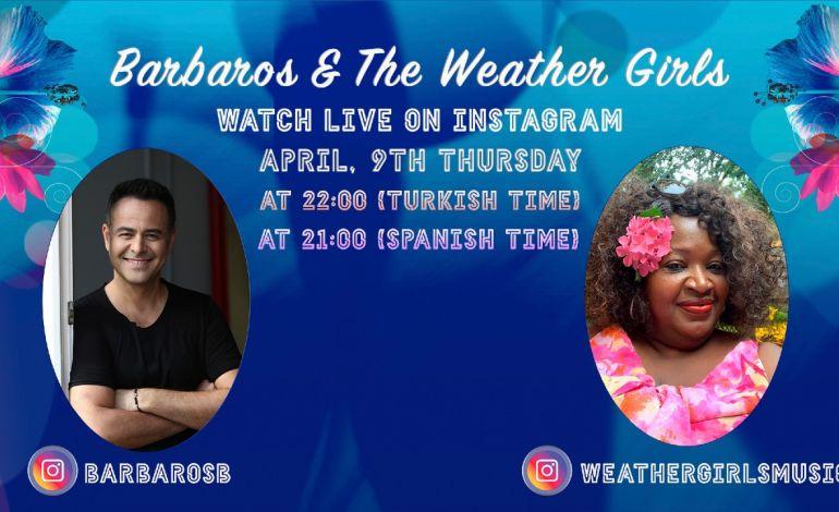 Barbaros ve The Weather Girls'den Dynelle Rhodes