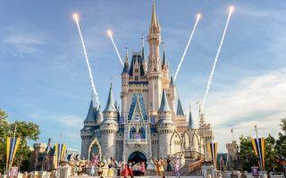 Disney World - Orlando Eğlence Bölgesi