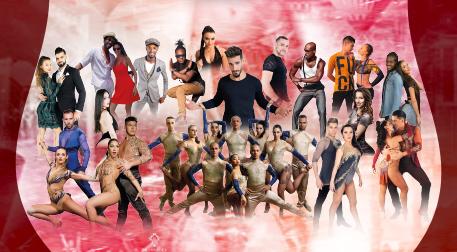 İstanbul Uluslararası Dans Festival - Kombine